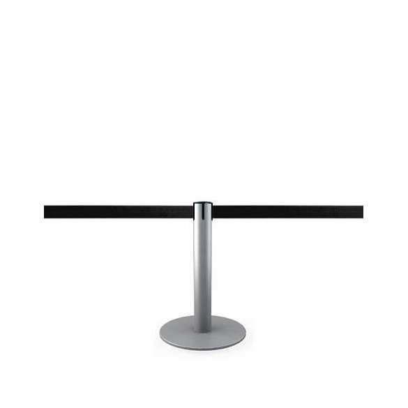 Mini-Gurtpfosten 2,5m (Silber, anpassbar) - MASTER MINI