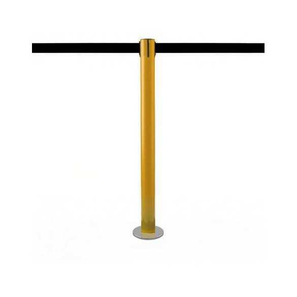 Gurtständer zur Befestigung - Gelb - Gurt 3,2m
