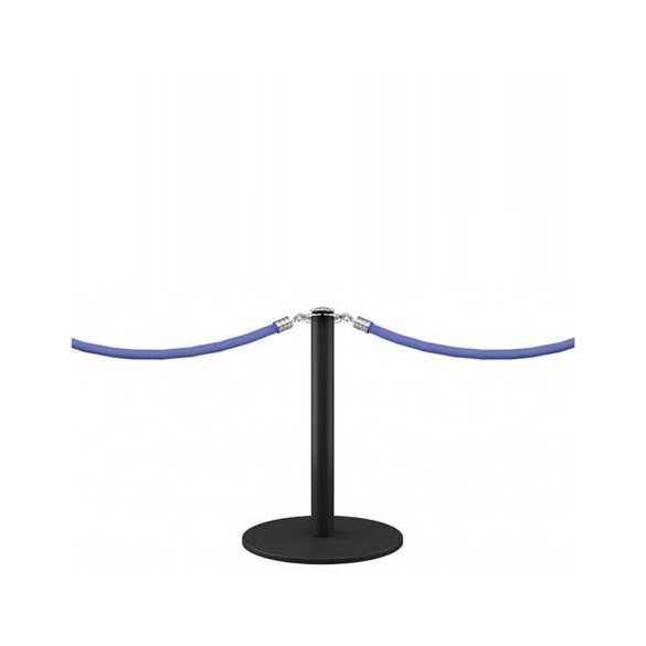 Mini poteau à corde noir (45cm) - DESIGN MINI