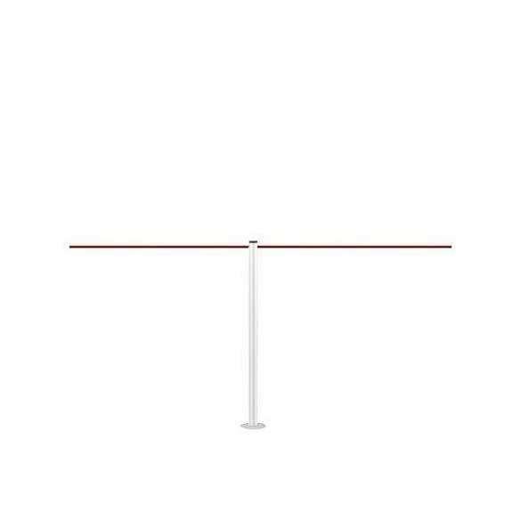 Barrière de corde - LINE MINI FIX (Blanc)