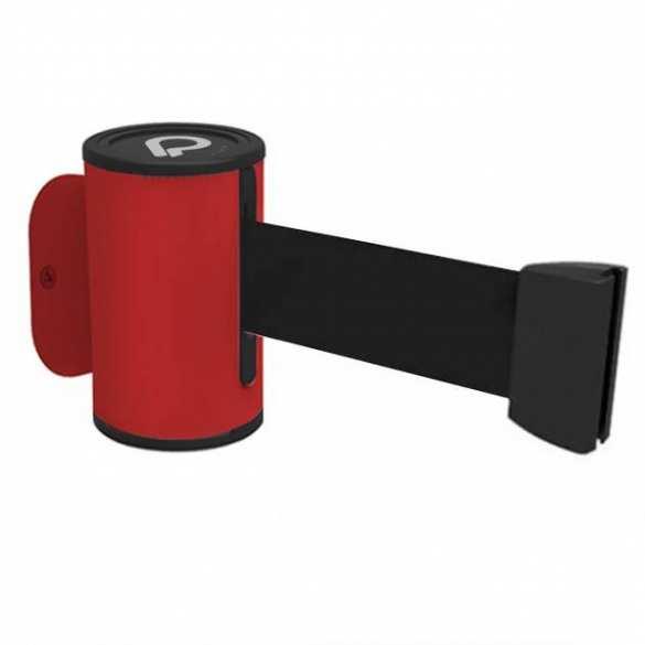Wandcassette 3,2m - Rood - BASIC