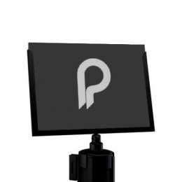 Porte-affiche A4 (Paysage)