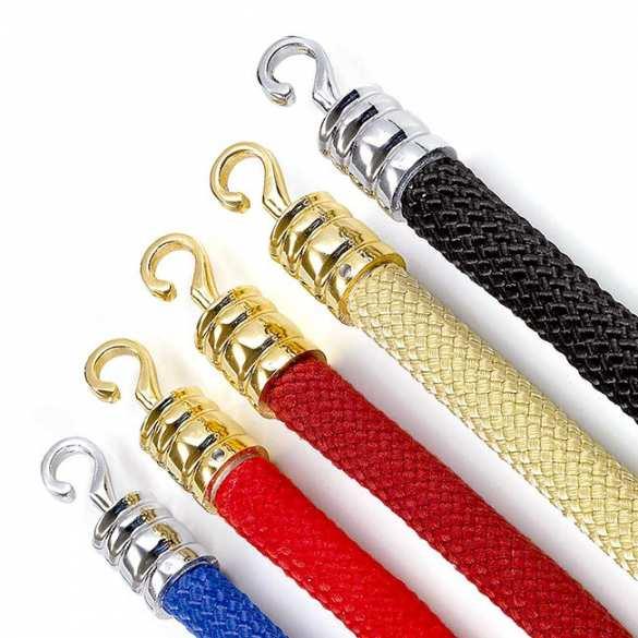 Cordes à crochets 2,5m - DESIGN